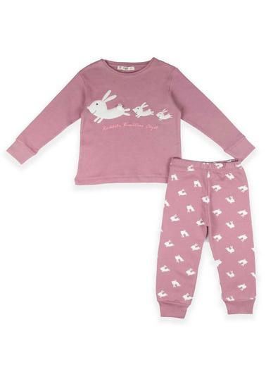 Cigit Pijama Takım Pembe